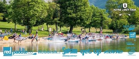 Ouverture des inscriptions pour l'étape d'Annecy (13 et 14 juin) | Stand up paddle | Scoop.it