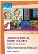 Filmographie A petits pas... vers le cinéma | Moisson sur la toile: sélection à partager! | Scoop.it