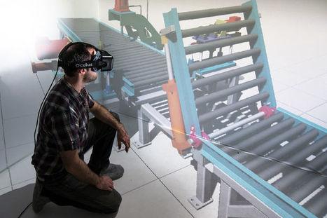 Santé, formation, marketing... les multiples débouchés de la réalité virtuelle | Robotique, intéractions, mouvement | Scoop.it