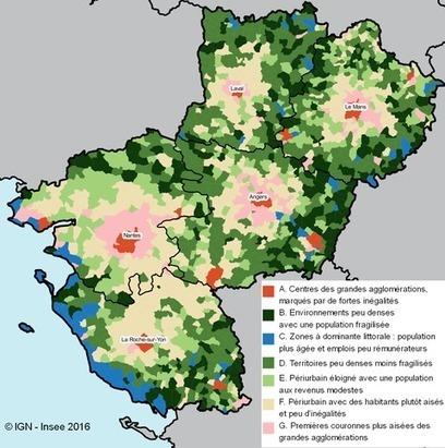 Insee > Fragilités sociales et besoins en santé: des situations différenciées d'un territoire à l'autre | Observer les Pays de la Loire | Scoop.it
