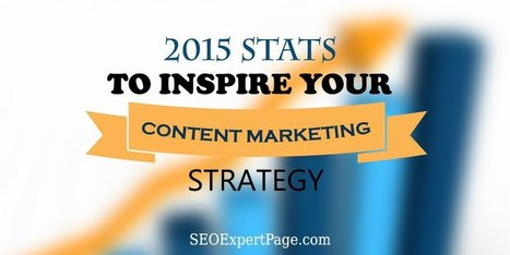 2015 Stats to Inspire Your Content Marketing Strategy | Public Relations & Social Media Insight | Scoop.it