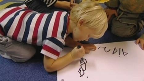 Barnet och orden - om språk i förskolan: Lära läsa tidigt | skolan | Scoop.it