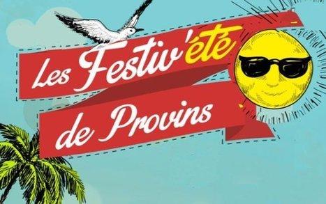 Les Festiv'Eté de Provins | Cité médiévale de #Provins | Scoop.it