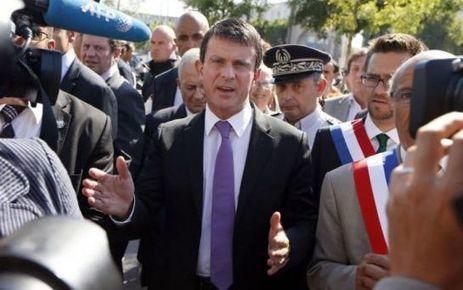 Délinquance : Valls dénonce une «tromperie» sur une hausse des chiffres   Actualité de la politique française   Scoop.it