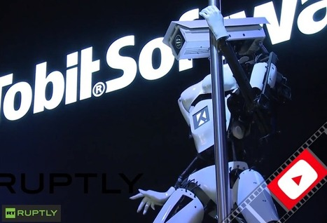Japanese Robots: These Pole Dancing Robots Have Nothing to do with Japan... | AI, NBI, Robotics & Cybernetics & Android Stuff | Scoop.it