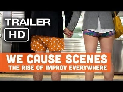 Official Trailer: We Cause Scenes - Buy the Film Today | Earn money by sharing Video | Scoop.it