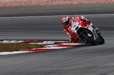 Dovizioso: GP15 ready to race in Qatar | Ductalk Ducati News | Scoop.it