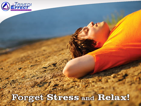 Revive yourself from the racks of stress! | Human Wellness | Scoop.it