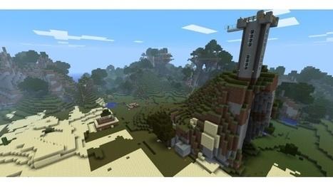 Minecraft - Lehrer nutzt Minecraft im Unterricht mit Erstklässlern - News - GameStar.de | Digitale Spiel- und Lernwelten | Scoop.it