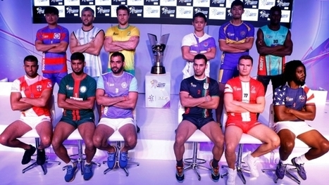 Kabaddi world cup India vs South Korea Live streaming, TV channels 7 October | Current Event | Scoop.it