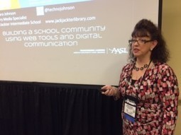Advocate for Your School Library With Digital Communication | Library Advocacy | Scoop.it