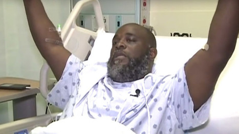 'It's not about me, but our country': Police shooting victim Charles Kinsey speaks out | Saif al Islam | Scoop.it