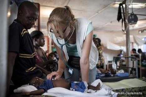 « Je craignais le pire » : les hauts et les bas liés au traitement du paludisme en RD Congo - Articles   Médecins Sans Frontières   paludisme   Scoop.it