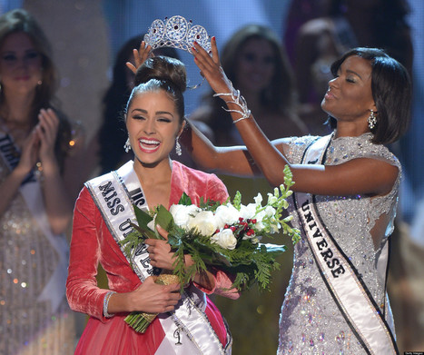 Miss Universe 2012! | Soup for thought | Scoop.it