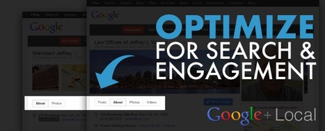 Optimizing Google+ Local Pages: A Quick Introductory Guide | Marketing Sales and RRHH | Scoop.it