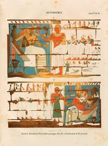 KADDU » Afrique antique: les reines kandake | Cafés Histoire | Scoop.it