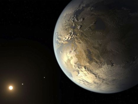 Kepler Spots Closest Thing Yet to Another Earth | I Can Do That! | Scoop.it