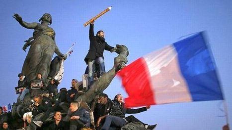 """Les images """"iconiques"""" du 11 janvier, un monument involontaire?   Fil Info - ressources HDA   Scoop.it"""