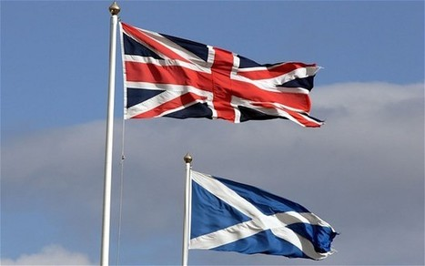 Scottish nationalists 'severely underestimate the economic risks of independence', says think tank - Telegraph   Language Change   Scoop.it