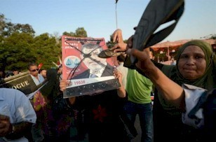 Egyptians stage protests against President Mohamed Morsi | Égypt-actus | Scoop.it