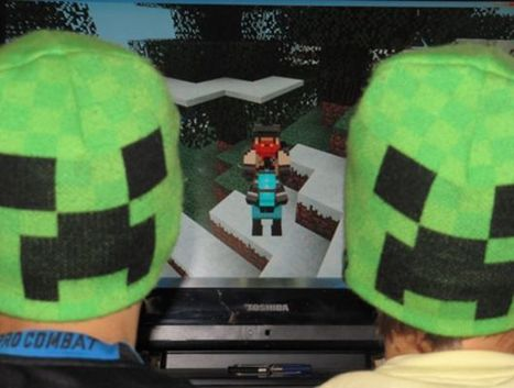 Why Minecraft is more than just another video game   Gamification for Learning   Scoop.it