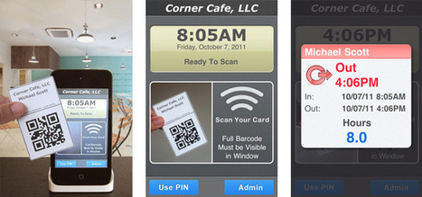 iPhone app uses QR codes to track employee hours | Service design in Retail | Scoop.it