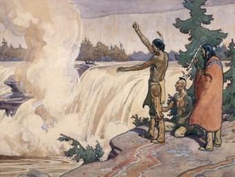 L'Asticou, lieu des trois portages sur la rivière des Outaouais   Histoire de l'Outaouais   Scoop.it