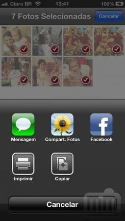 Tutorial: como compartilhar suas fotos via iCloud, tanto pelo iOS quanto pelo OS X | Sniffer | Scoop.it