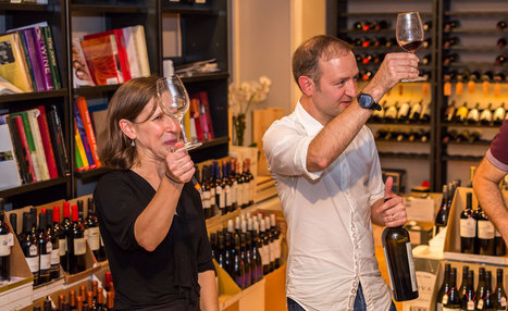 Uncorked - Zurich Wine Tasting (and Teleportation) - Newly Swissed | Love Your (Unstuffy) Wine | Scoop.it