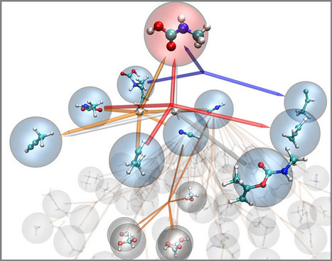 Stanford chemists develop 'nanoreactor' for discovering new chemical reactions | The 21st Century | Scoop.it