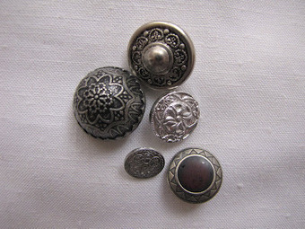 Little Treasures: Vintage buttons | Antiques & Vintage Collectibles | Scoop.it
