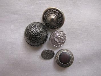 Little Treasures: Vintage buttons | Antiques & Vintage Collectibles | Scoop.it