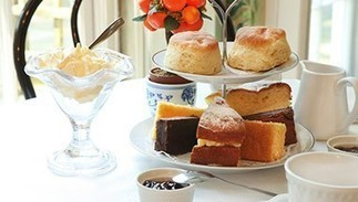 Afternoon Tea in the Orangery   The Fan Museum, Greenwich   London Food and Drink   Scoop.it