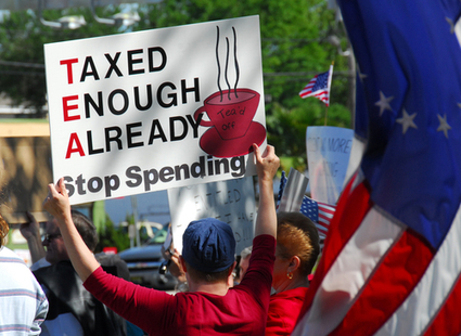 "Tea Party Radicalism Is Misunderstood: Meet the ""Newest Right"" 