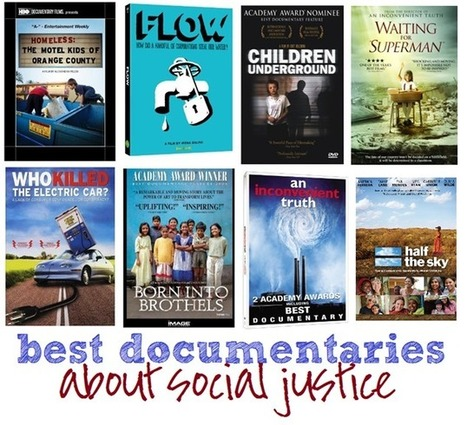 Rage Against the Minivan: best documentaries about social justice   21st Century Literacy and Learning   Scoop.it