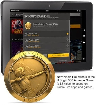 Amazon coupons 10% to get amazing offers on kindle fire HD | Amazing savings | Scoop.it