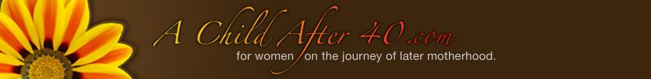 Online Magazine from AChildAfter40.com