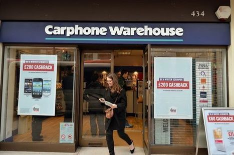 Carphone Warehouse cyber attack: Customers angry they weren't told sooner | Data Protection | Scoop.it