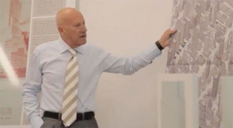 The architect at work: 425 Park Ave | The Architecture of the City | Scoop.it