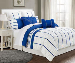 Blue and White Bedding | eBay | Blue and White Bedding | Scoop.it