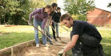2.400 jeunes au travail dans les communes wallonnes | Action job étudiant | Scoop.it