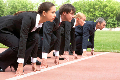 How Competition Can Make You Stronger (Op-Ed) | Principles Of Marketing 201E | Scoop.it