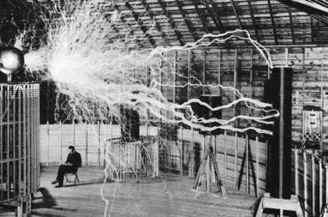 Historia de la electricidad - El Correo   Diseño Industrial   Scoop.it