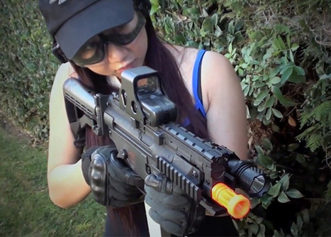 Echo1 SOB2 Review by Slender Airsoft | Popular Airsoft | Airsoft Showoffs | Scoop.it