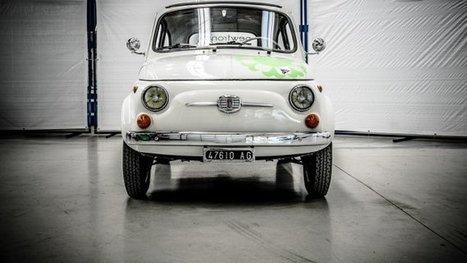 Trasformare le vecchie auto in elettriche, ora si può   social innovation italy   Scoop.it