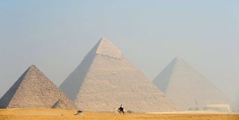 Menkaure Pyramid to be opened for public: Antiquities Ministry | Cairo Post | Ancient Egypt and Nubia | Scoop.it