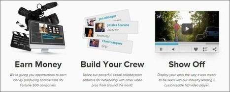 Crowdsourcing Can Make Video Production Affordable For All Budgets | Communication Vidéo | Scoop.it