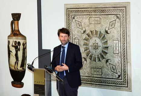 Cultura & turismo: pioggia d'oro a Sud, in arrivo i 500 milioni di euro annunciati da Franceschini | ALBERTO CORRERA - QUADRI E DIRIGENTI TURISMO IN ITALIA | Scoop.it