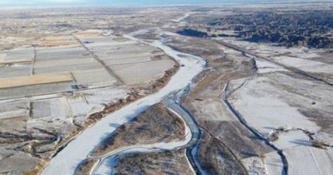 Ruptured Pipeline Pumps Tens of Thousands of Gallons of Shale Oil Along Yellowstone River   Conscious Evolution   Scoop.it