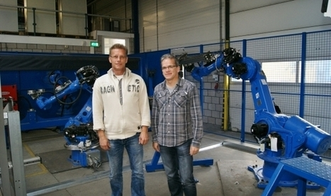 Brakel Aluminium last en clincht met Yaskawa robots | ICT Showcases | Scoop.it